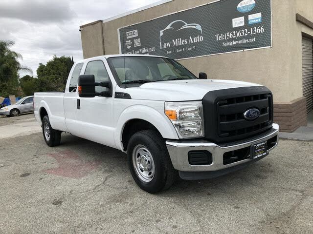 2014 Ford F-350 Super Duty XL SuperCab LB