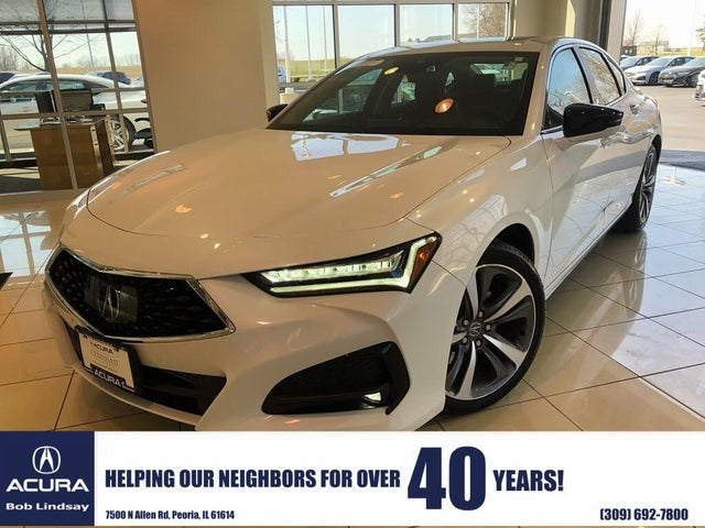 2021 Acura TLX SH-AWD with Advance Package
