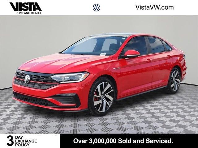 2019 Volkswagen Jetta GLI Autobahn FWD