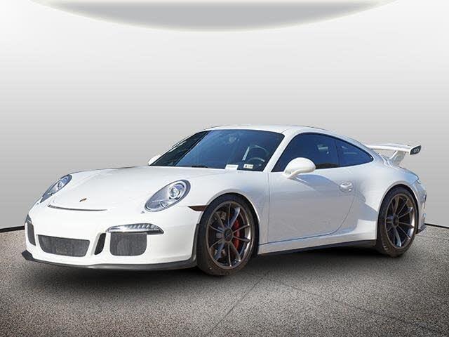 2014 Porsche 911 GT3 Coupe RWD