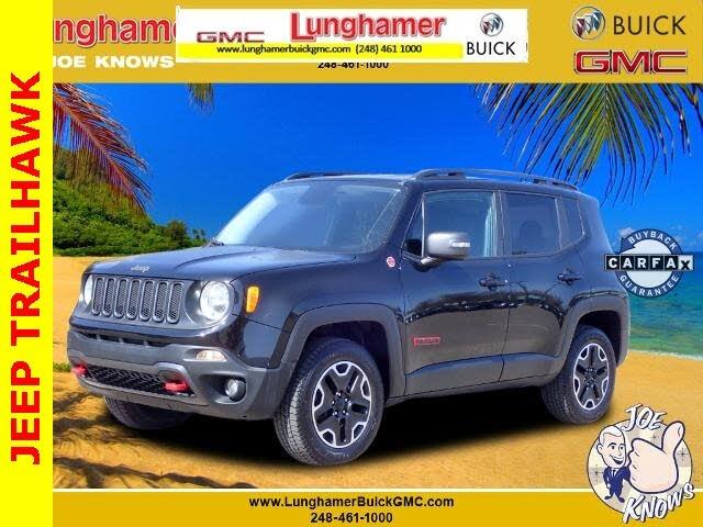 2017 Jeep Renegade Trailhawk 4WD
