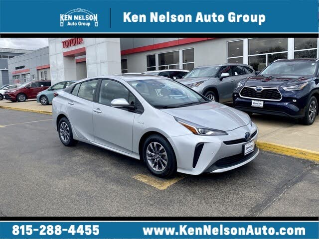 2019 Toyota Prius Limited FWD