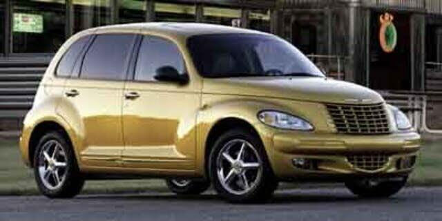 2003 Chrysler PT Cruiser Limited Wagon FWD