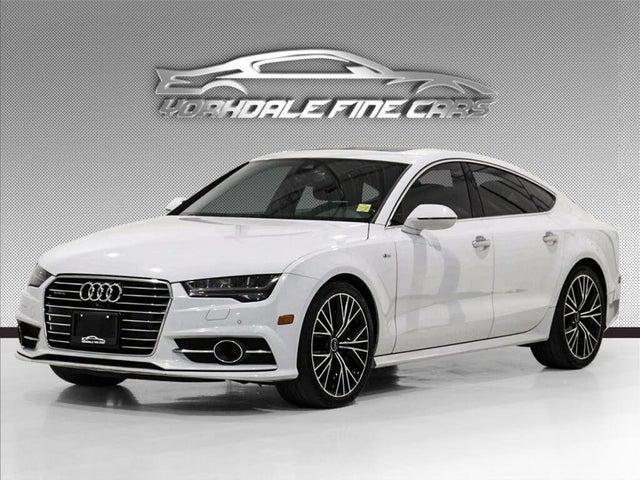 2017 Audi A7 3.0T quattro Technik AWD