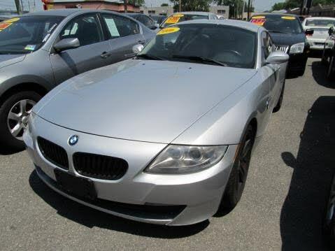 2006 BMW Z4 3.0si Coupe RWD