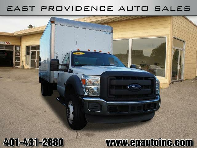 2012 Ford F-550 Super Duty DRW 4WD