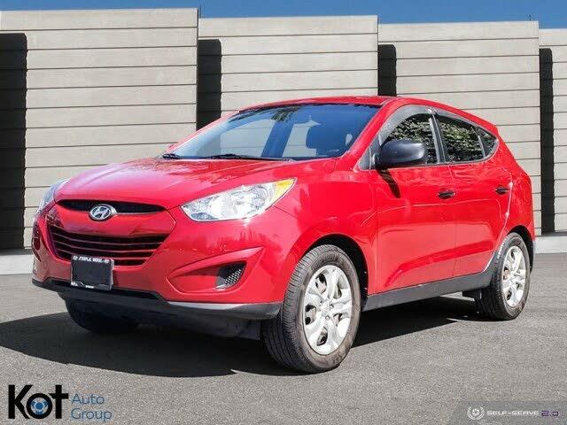 2012 Hyundai Tucson L FWD