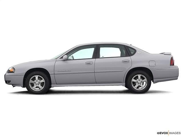 2004 Chevrolet Impala LS FWD