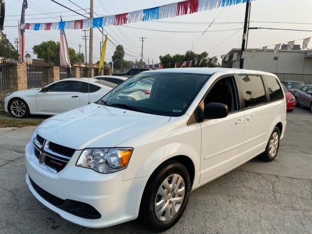 2017 Dodge Grand Caravan SE FWD