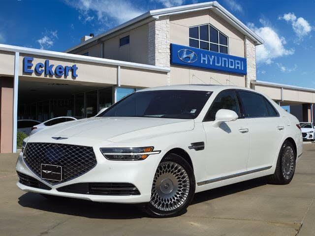 2021 Genesis G90 3.3T Premium RWD