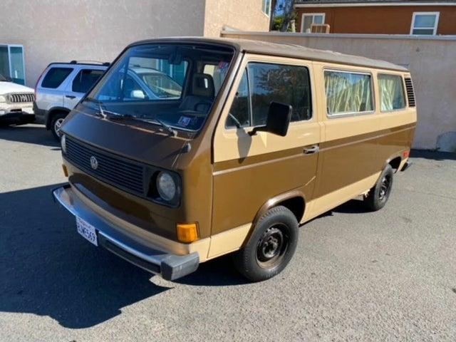 1982 Volkswagen Vanagon GL Passenger Van