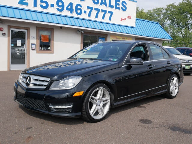 2013 Mercedes-Benz C-Class C 300 Sport Sedan 4MATIC