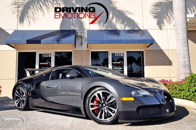 2010 Bugatti Veyron Coupe