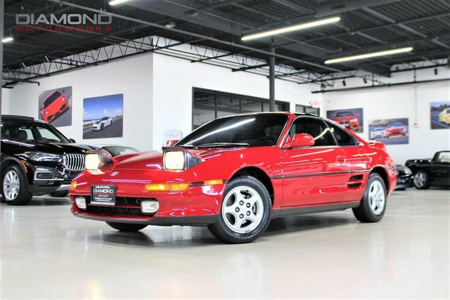 1992 Toyota MR2 2 Dr Turbo Coupe