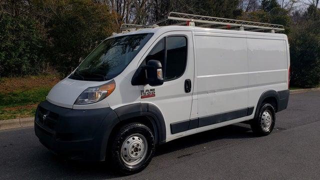 2016 RAM ProMaster 1500 136 Low Roof Cargo Van