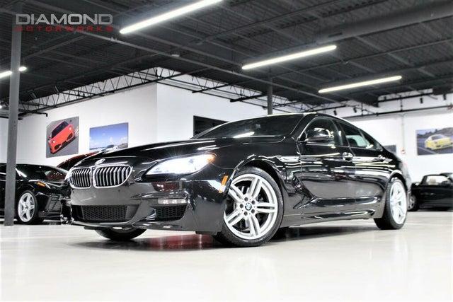 2017 BMW 6 Series 640i xDrive Gran Coupe AWD