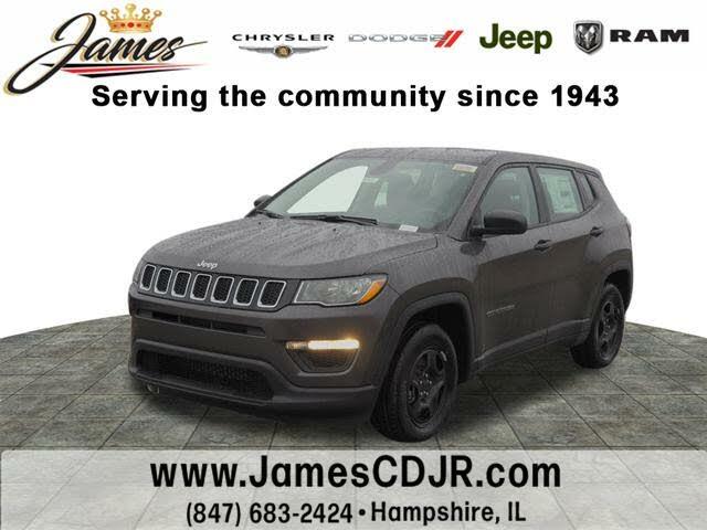 2020 Jeep Compass Sport FWD