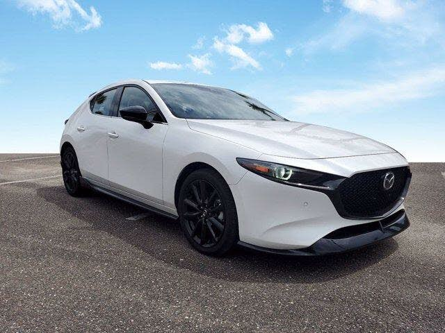 2021 Mazda MAZDA3 Premium Plus Hatchback AWD