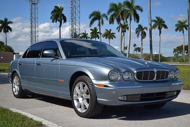 2005 Jaguar XJ-Series XJ8 L RWD