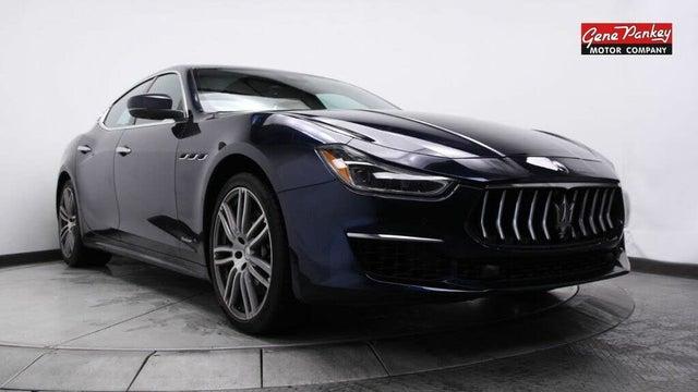 2019 Maserati Ghibli S GranLusso 3.0L RWD