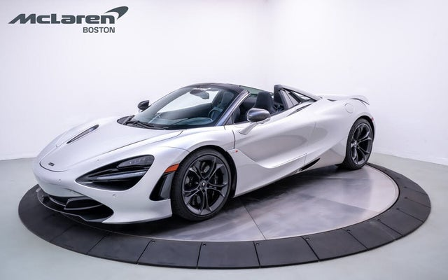 2020 McLaren 720S Performance Spider RWD