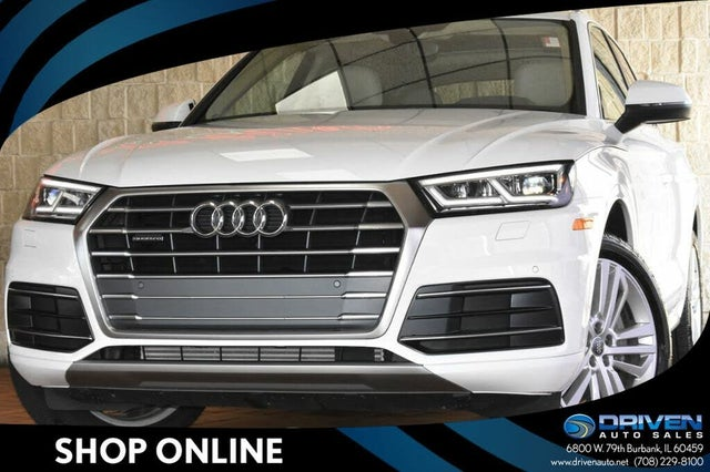 2018 Audi Q5 2.0T quattro Premium Plus AWD