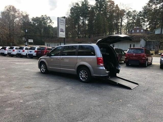 2013 Dodge Grand Caravan R/T FWD