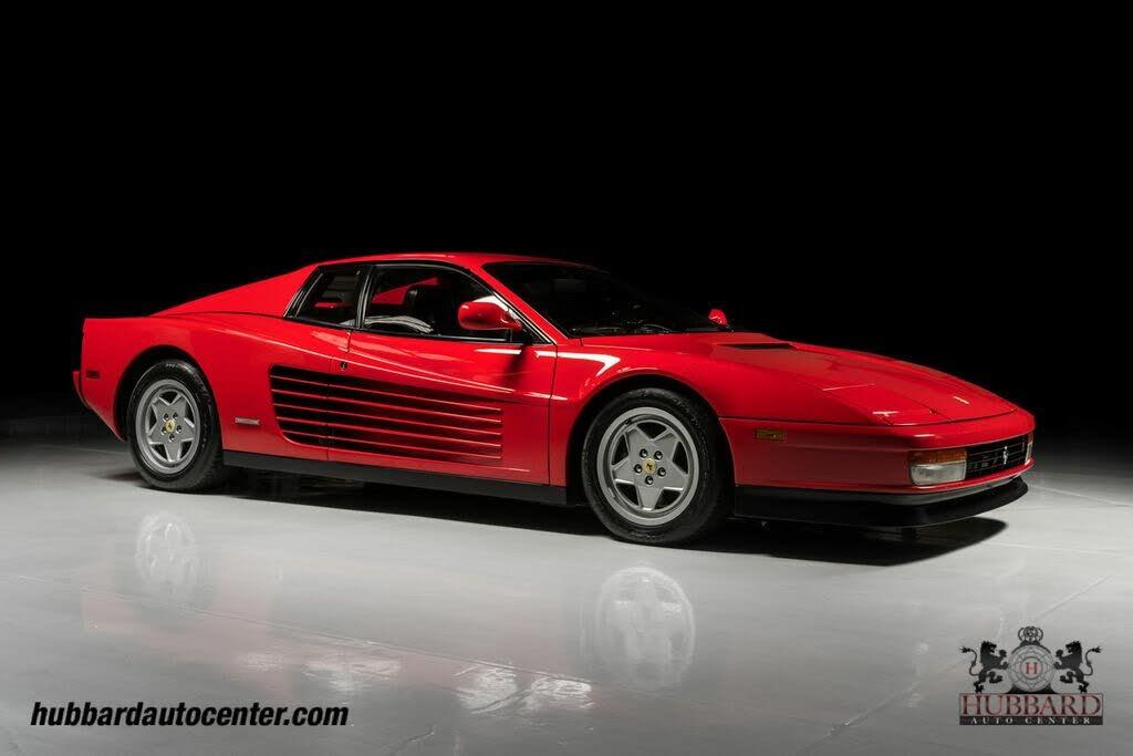 Used Ferrari Testarossa For Sale With Photos Cargurus