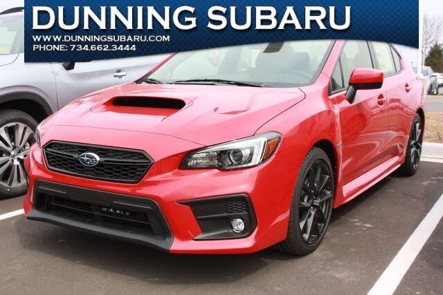 2021 Subaru WRX Limited AWD