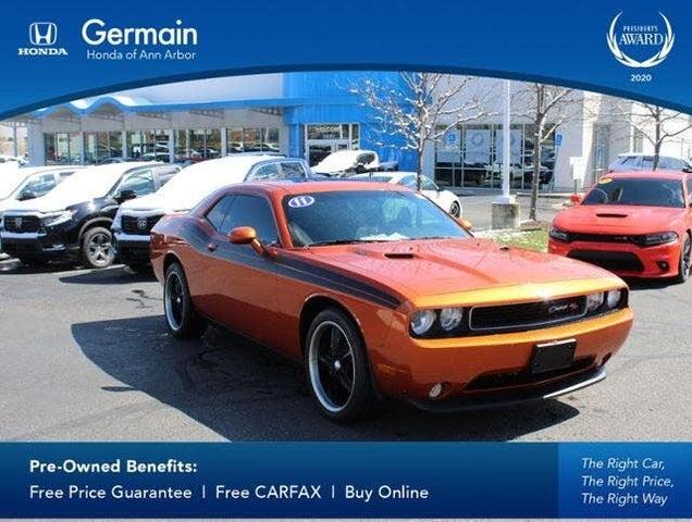 2011 Dodge Challenger R/T RWD