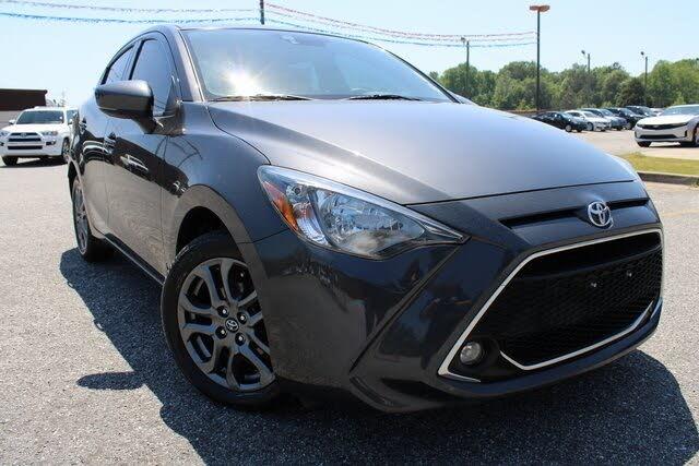 2019 Toyota Yaris LE Sedan FWD