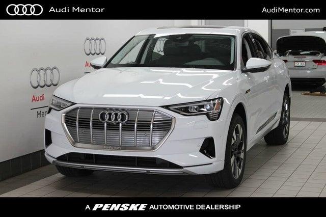 2020 Audi e-tron Premium Plus quattro AWD