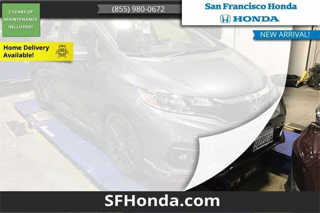 2019 Honda Fit Sport FWD