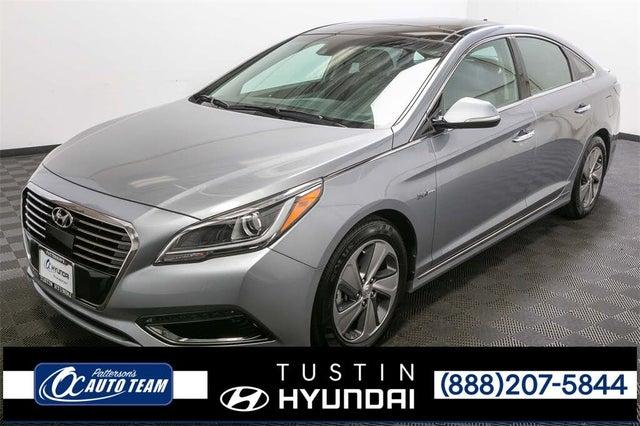 2016 Hyundai Sonata Hybrid Limited FWD