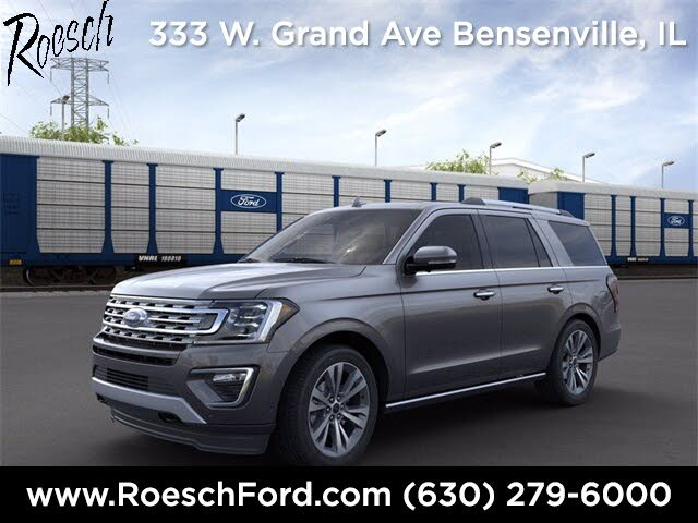 2021 Ford Expedition Limited 4WD