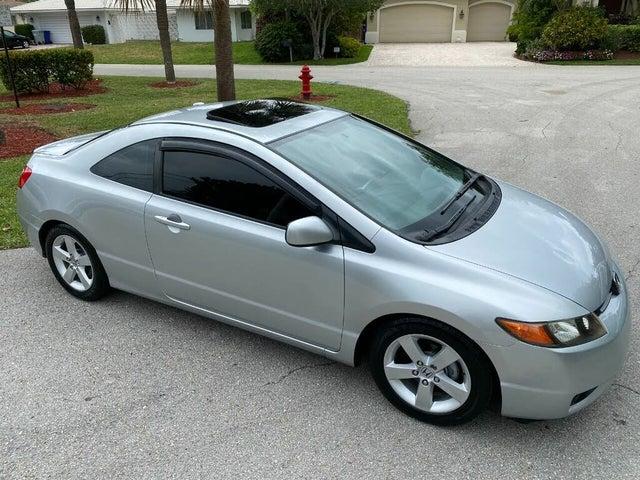 2008 Honda Civic Coupe EX with Nav