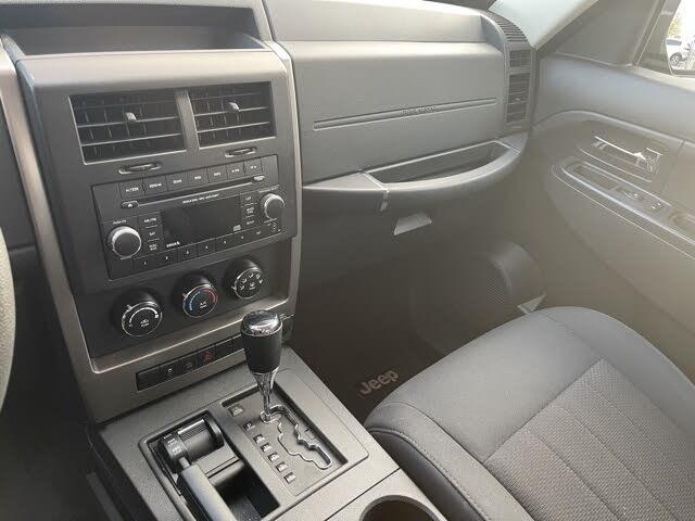 2012 Jeep Liberty Sport 4WD