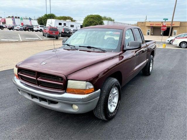 2001 Dodge Dakota SLT Club Cab RWD