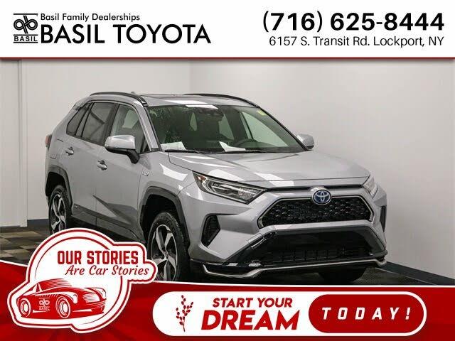 2021 Toyota RAV4 Prime SE AWD