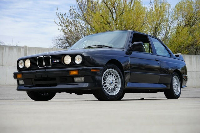 1988 BMW M3 Coupe RWD