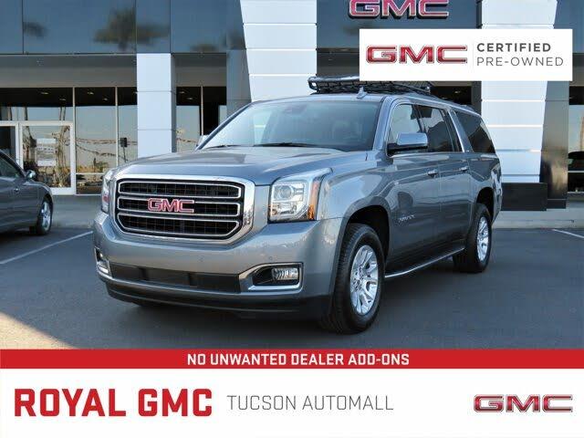 2020 GMC Yukon XL SLT Standard Edition RWD
