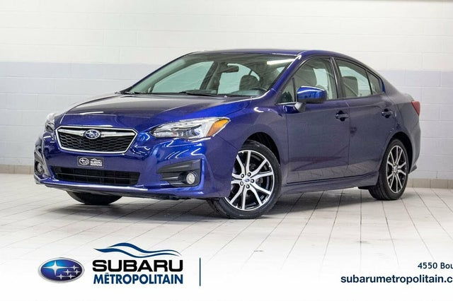 2017 Subaru Impreza 2.0i Touring