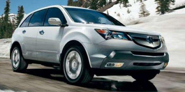 2007 Acura MDX SH-AWD with Sport Package
