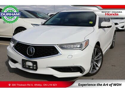 2020 Acura TLX V6 SH-AWD with Advance Package