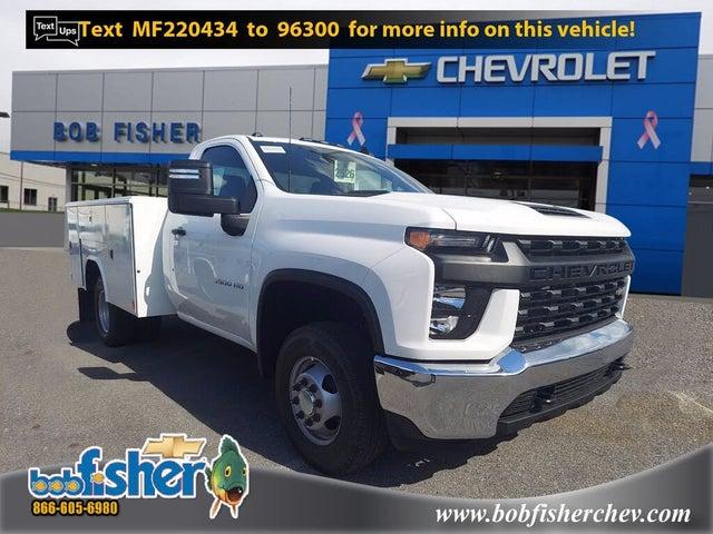 2021 Chevrolet Silverado 3500HD Chassis Work Truck 4WD