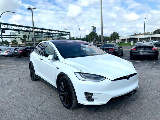 2016 Tesla Model X P90D AWD