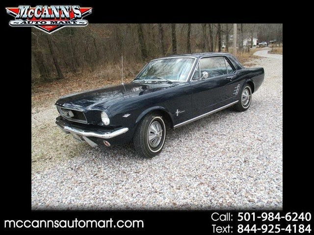1966 Ford Mustang Coupe RWD