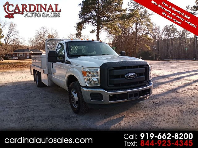 2012 Ford F-350 Super Duty Chassis XL DRW RWD