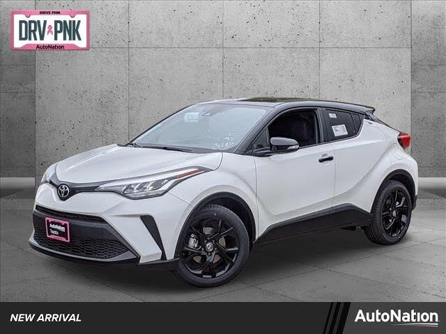 2021 Toyota C-HR Nightshade FWD