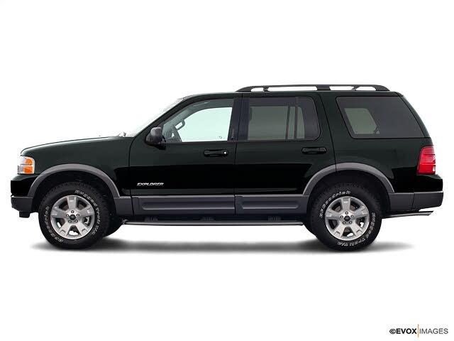 2004 Ford Explorer XLT V6